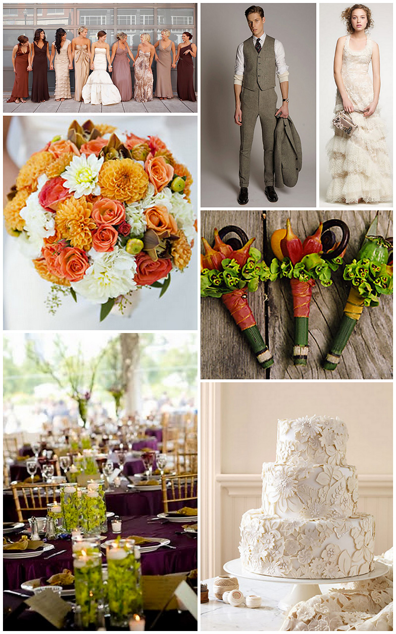 Fall Wedding1web Fall (and love) is in the air! : BerryTree Photography   Atlanta, GA Wedding Photographer