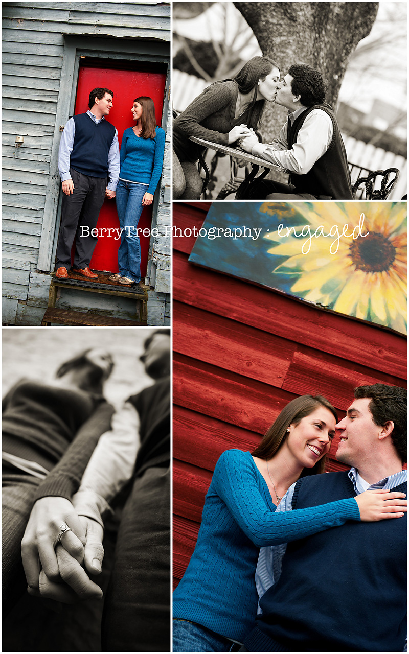 Kristina and Hans1 web Downtown Roswell Engagement Fun : Kristina & Hans : BerryTree Photography