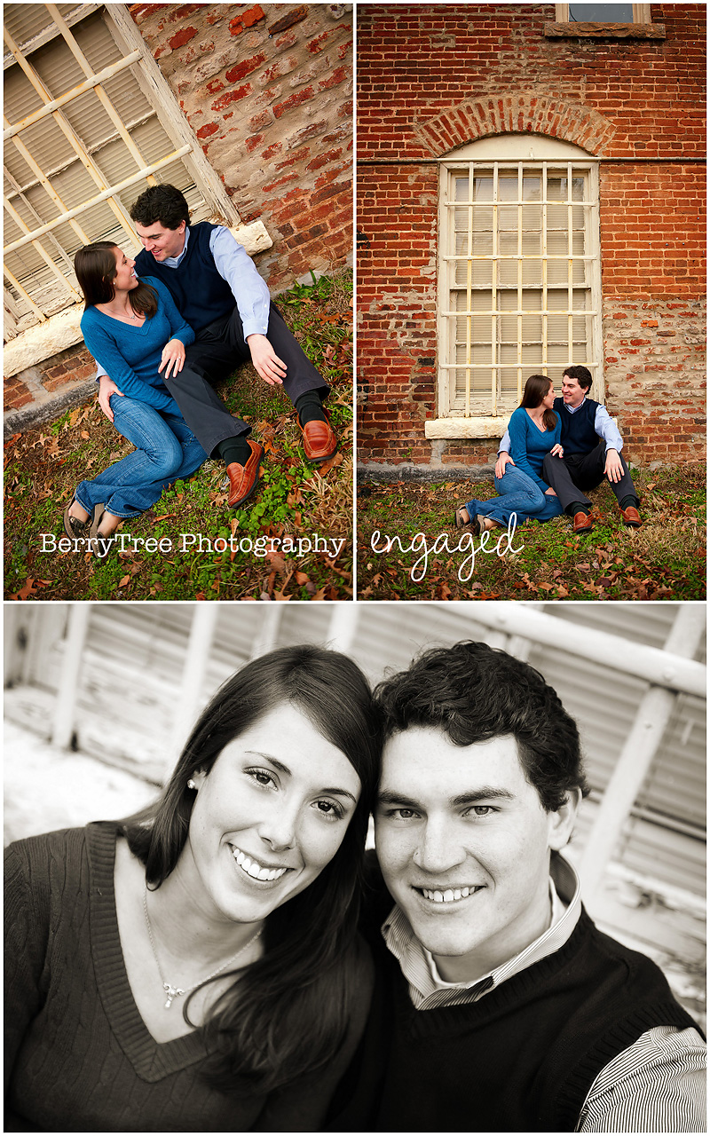 edited web Downtown Roswell Engagement Fun : Kristina & Hans : BerryTree Photography