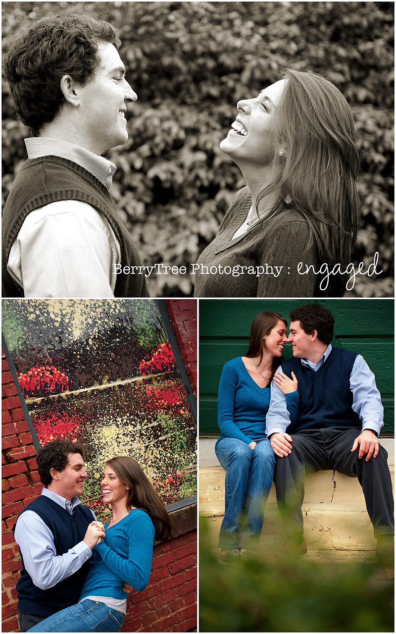 edited1 web Downtown Roswell Engagement Fun : Kristina & Hans : BerryTree Photography