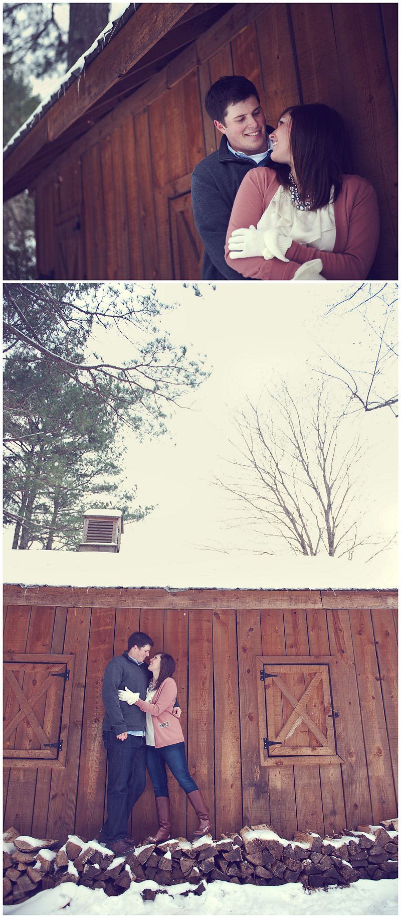 Edited9 web Vintage Winter Engagement : BerryTree Photography, Atlanta, GA photographer
