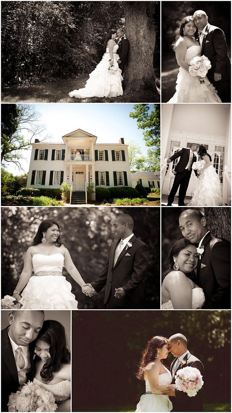 Sam and Cam Final Renamed10 web Atlanta, GA | Wedding Photographer | Hazlehurst House :  Sam and Cam are married!