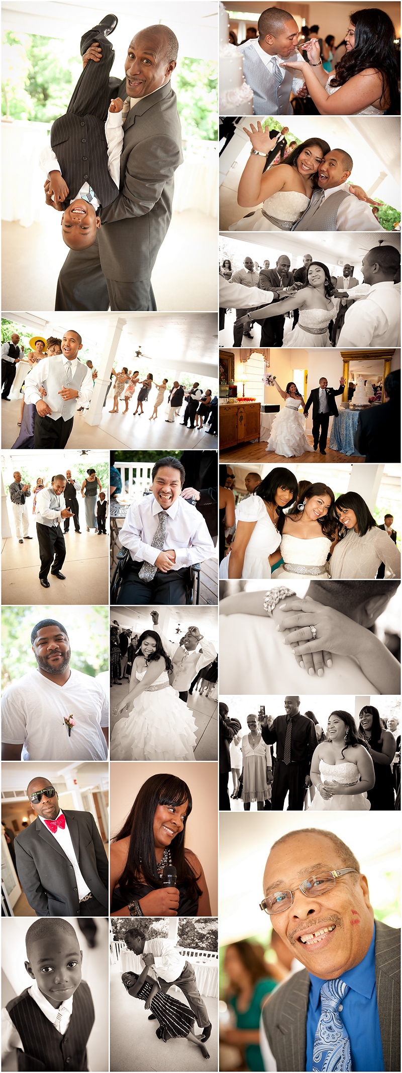 Sam and Cam Final Renamed12 web Atlanta, GA | Wedding Photographer | Hazlehurst House :  Sam and Cam are married!