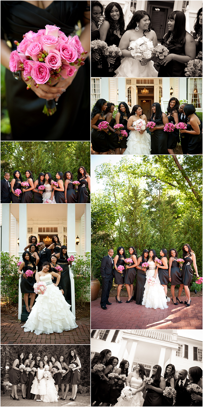 Sam and Cam Final Renamed6 web1 Atlanta, GA | Wedding Photographer | Hazlehurst House :  Sam and Cam are married!
