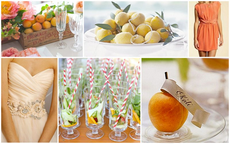 Orange Wedding Spring is in the Air!  |  BerryTree Photography | Wedding Photographer