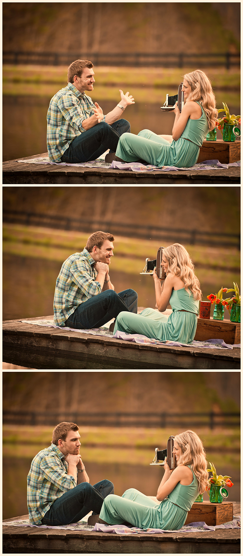 Erin and Kyle Engagement web Erin & Kyle | R Ranch Engagement | Dahlonega, GA | BerryTree Photography