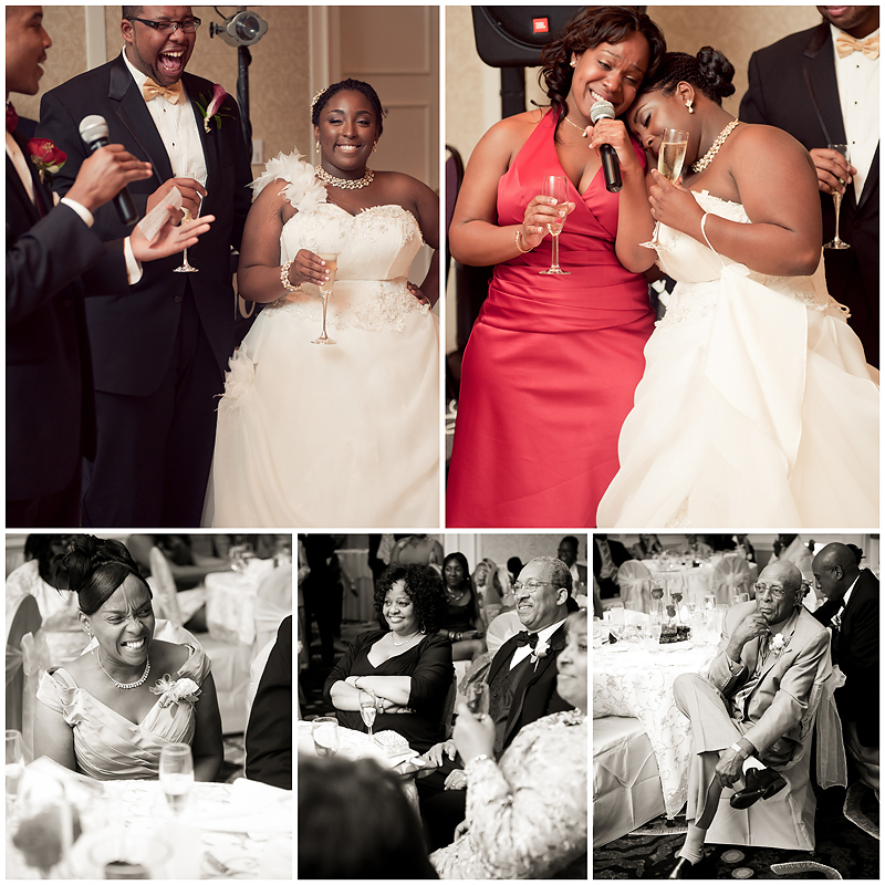 Everett and Nashawn Wedding17 Nashawn & Everett | Villa Christina Wedding | Atlanta, GA