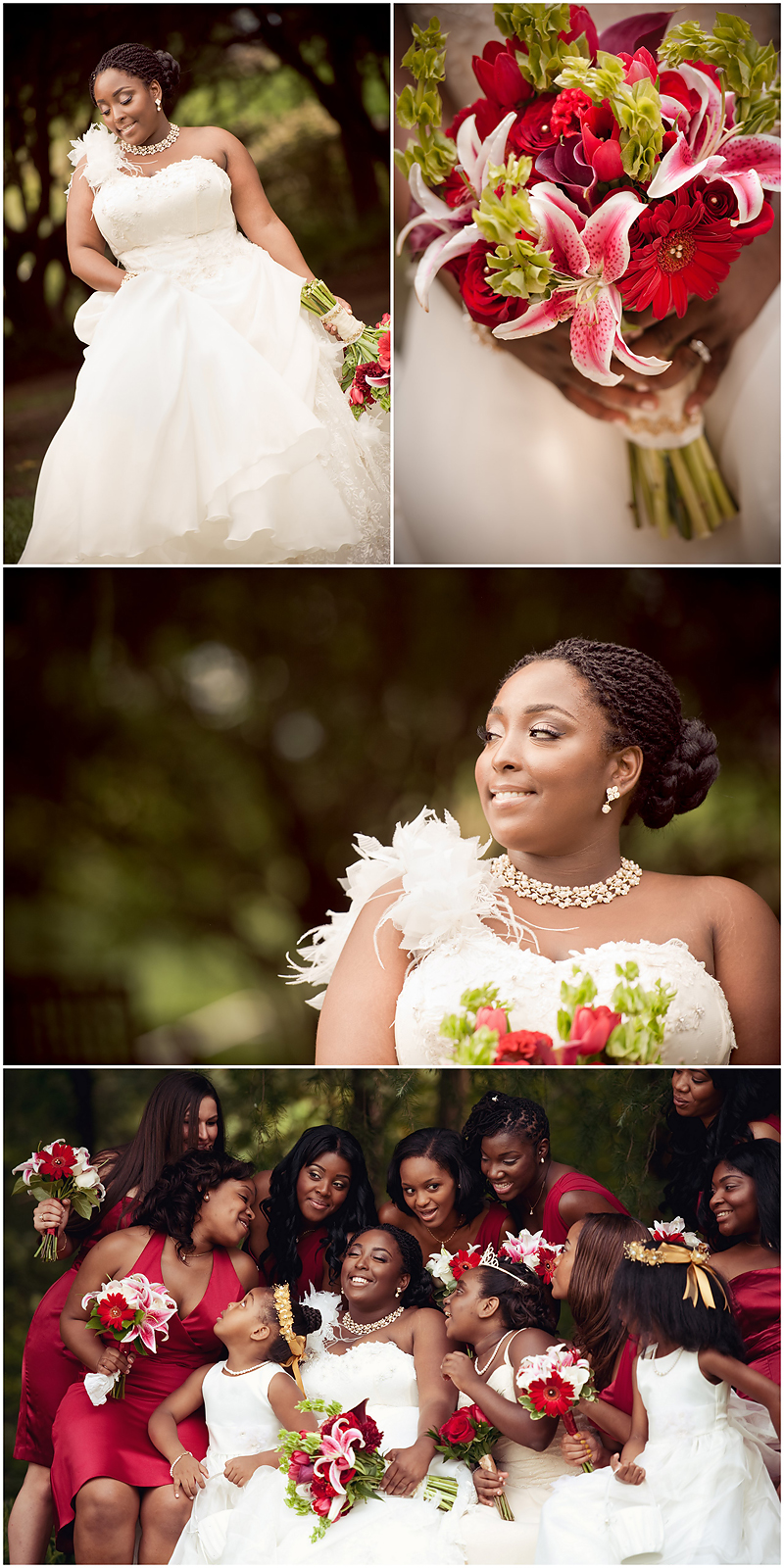 Everett and Nashawn Wedding2 Nashawn & Everett | Villa Christina Wedding | Atlanta, GA
