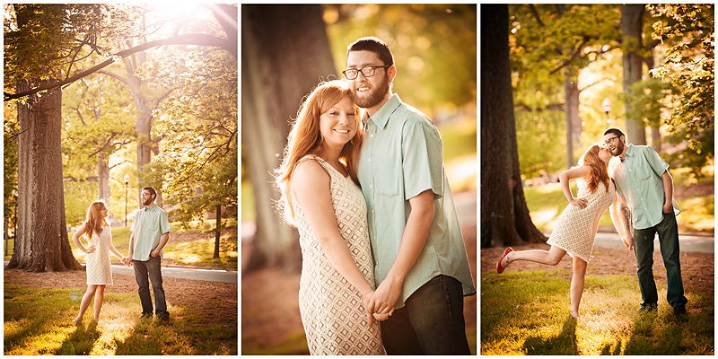 Jackie and Bryan Engagement1 Jackie & Bryan | Piedmont Park Engagement | Atlanta, GA | BerryTree Photograph