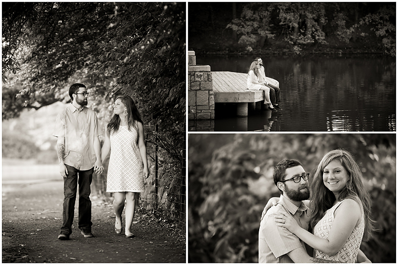 Jackie and Bryan Engagement21 Jackie & Bryan | Piedmont Park Engagement | Atlanta, GA | BerryTree Photograph