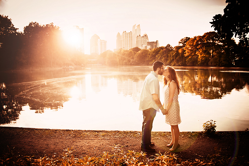 Jackie and Bryan Engagement41 Jackie & Bryan | Piedmont Park Engagement | Atlanta, GA | BerryTree Photograph
