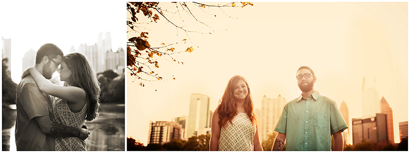 Jackie and Bryan Engagement61 Jackie & Bryan | Piedmont Park Engagement | Atlanta, GA | BerryTree Photograph