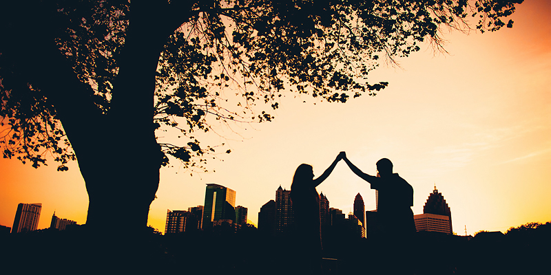 Jackie and Bryan Engagement81 Jackie & Bryan | Piedmont Park Engagement | Atlanta, GA | BerryTree Photograph