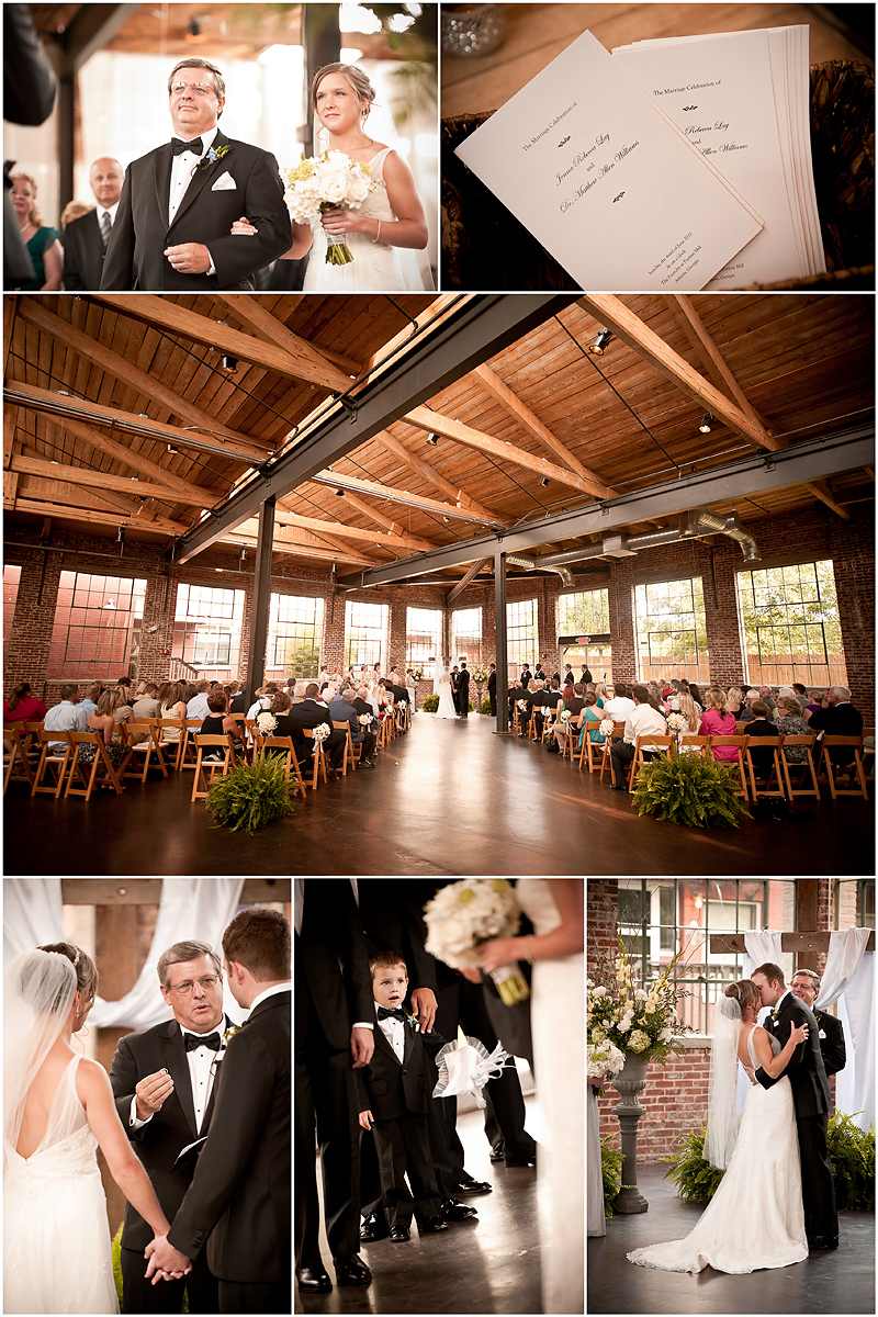 Jenna Matt8 Jenna & Matt | The Foundry at Puritan Mill | Atlanta, GA | BerryTree Photography
