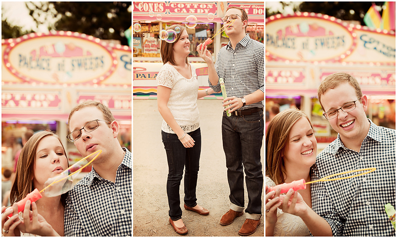 Jenna and Matt Engagement5 Jenna & Matt | Vintage Fair Engagement | Atlanta, GA | BerryTree Photography