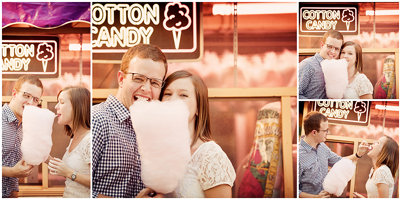 Jenna and Matt Engagement6 Jenna & Matt | Vintage Fair Engagement | Atlanta, GA | BerryTree Photography
