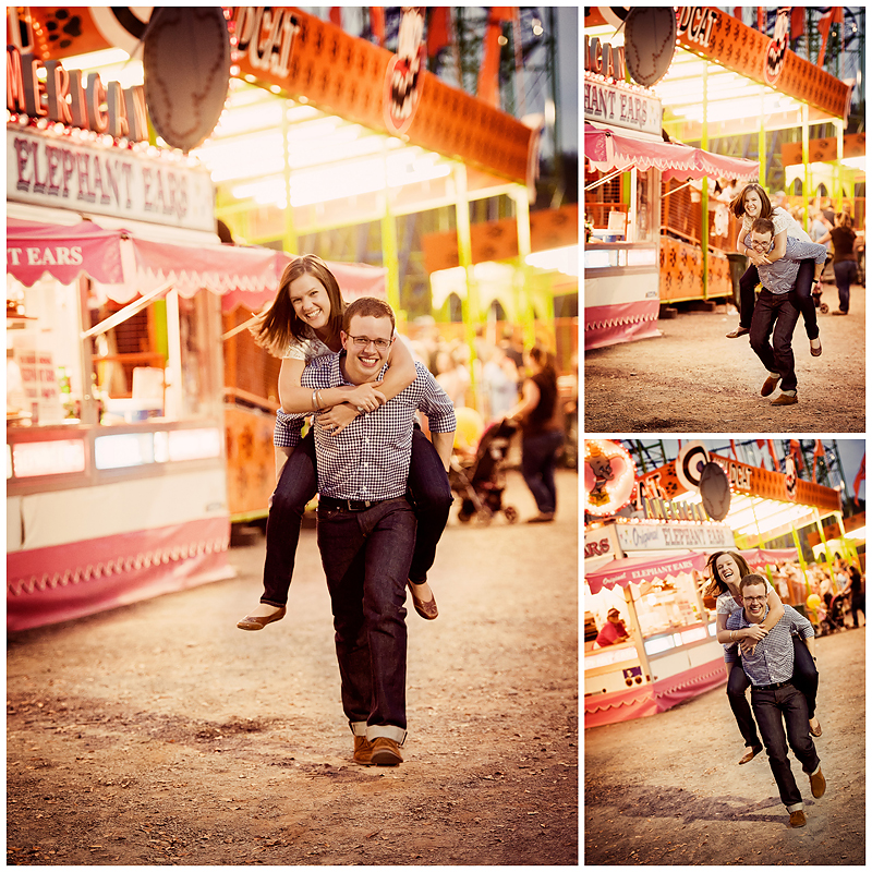Jenna and Matt Engagement8 Jenna & Matt | Vintage Fair Engagement | Atlanta, GA | BerryTree Photography