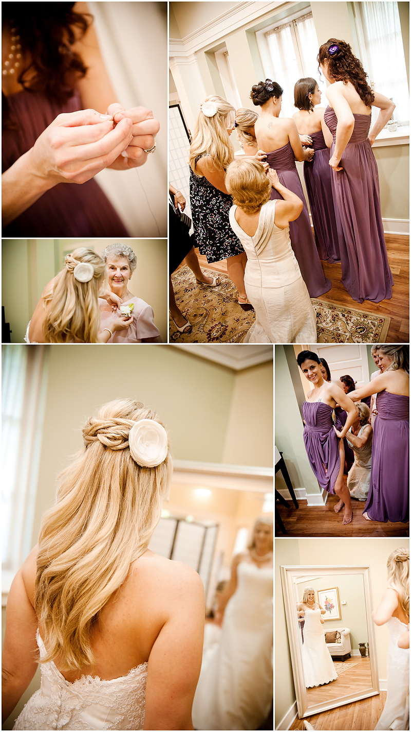 Mandy and Brandon Wedding1 Mandy & Brandon | Cator Woolford Gardens | Atlanta, GA
