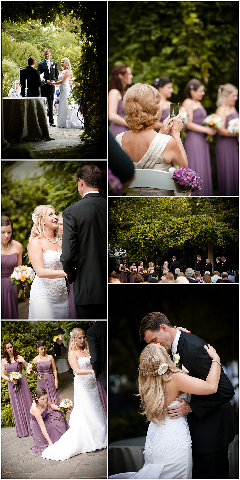 Mandy and Brandon Wedding11 Mandy & Brandon | Cator Woolford Gardens | Atlanta, GA