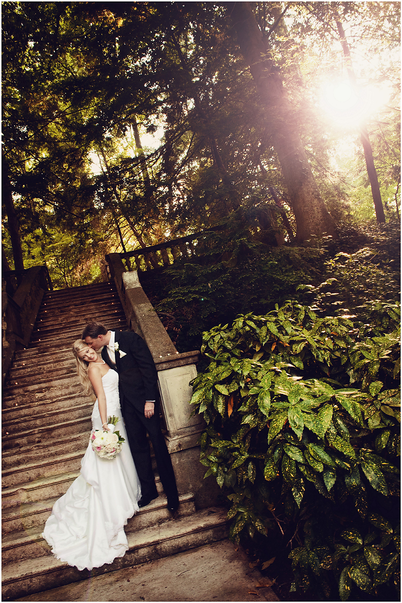 Mandy and Brandon Wedding14 Mandy & Brandon | Cator Woolford Gardens | Atlanta, GA