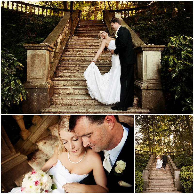 Mandy and Brandon Wedding15 Mandy & Brandon | Cator Woolford Gardens | Atlanta, GA