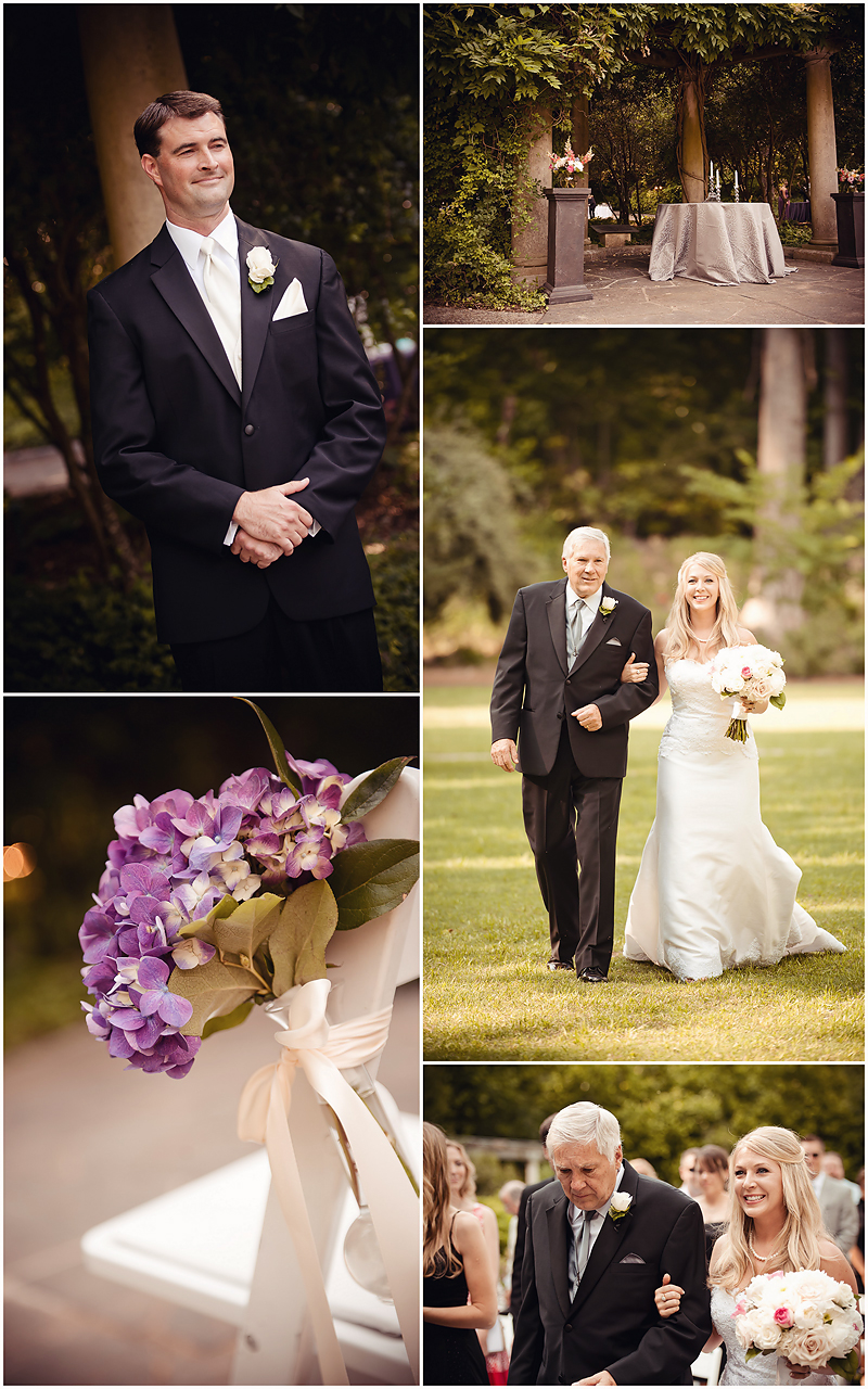 Mandy and Brandon Wedding8 Mandy & Brandon | Cator Woolford Gardens | Atlanta, GA