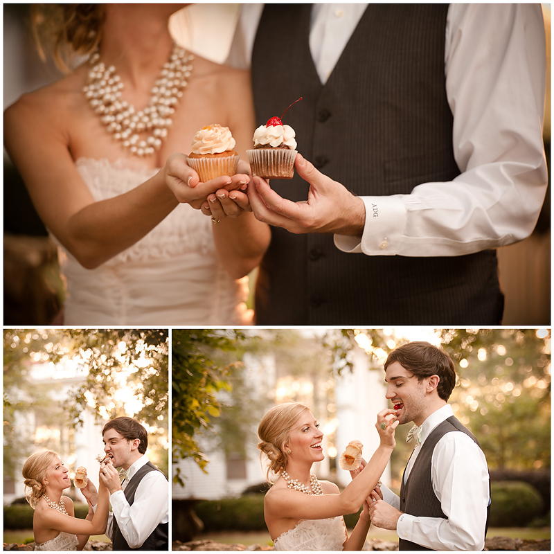 Peach Stylized Shoot111 Georgia Peach Stylized Wedding | Style Me Pretty | Madison Oaks Inn & Gardens