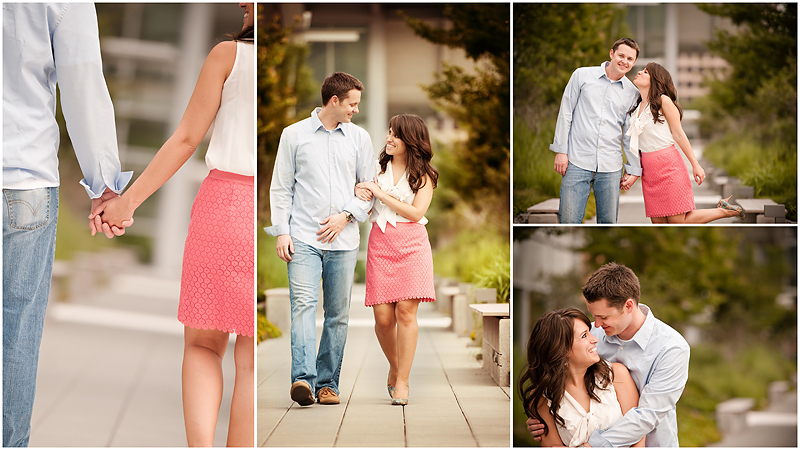 Rachel Andrew Engagement5 Rachel & Andrew | GA Tech Engagement | Atlanta, GA | BerryTree Photography