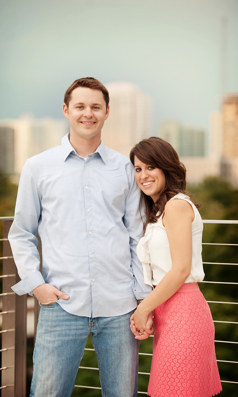 Rachel Andrew Engagement8 Rachel & Andrew | GA Tech Engagement | Atlanta, GA | BerryTree Photography