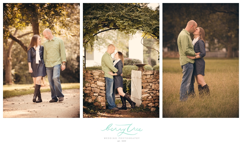 2013 01 04 0020 Aaron & Erin | Engagement Session at Madison Oaks Inn & Gardens | Madison, GA | BerryTree Wedding Photography