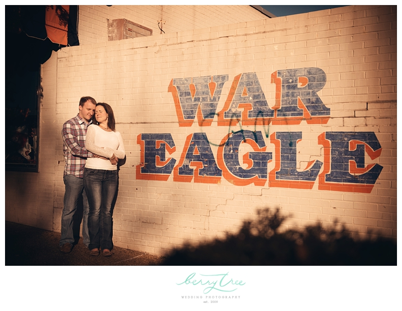 2013 01 04 0026 Aaron & Laura | Engagement at Auburn University | Auburn, AL | BerryTree Wedding Photography