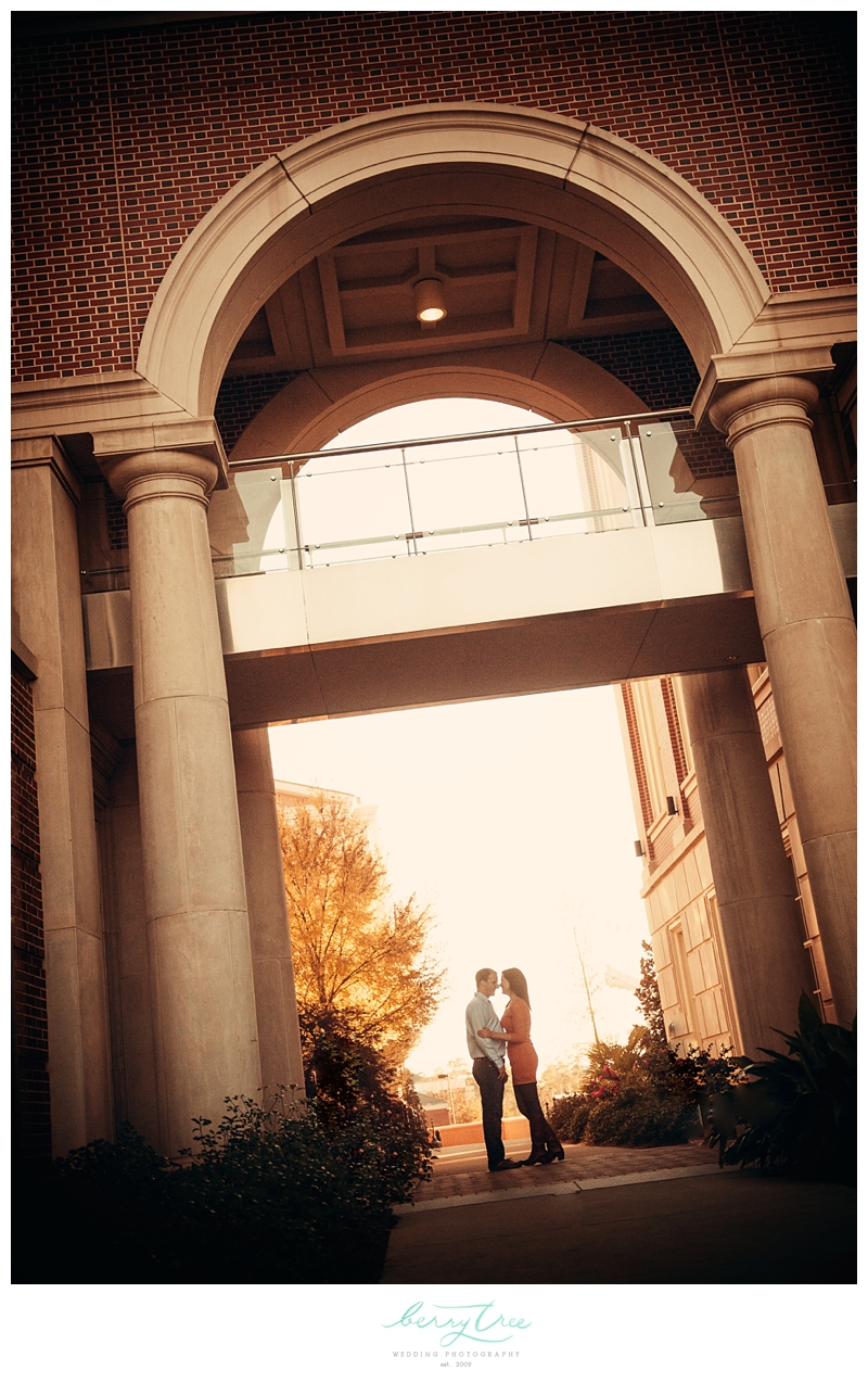 2013 01 04 0028 Aaron & Laura | Engagement at Auburn University | Auburn, AL | BerryTree Wedding Photography
