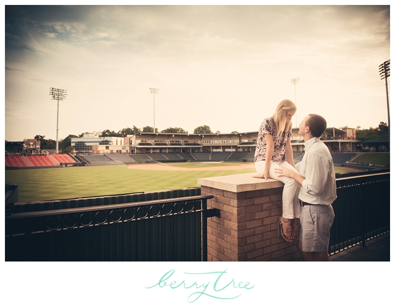 2014 09 02 0002 Downtown Greenville | Falls Park & Flour Field | Engagement Session | Greenville, SC Wedding Photographer | BerryTree Photography
