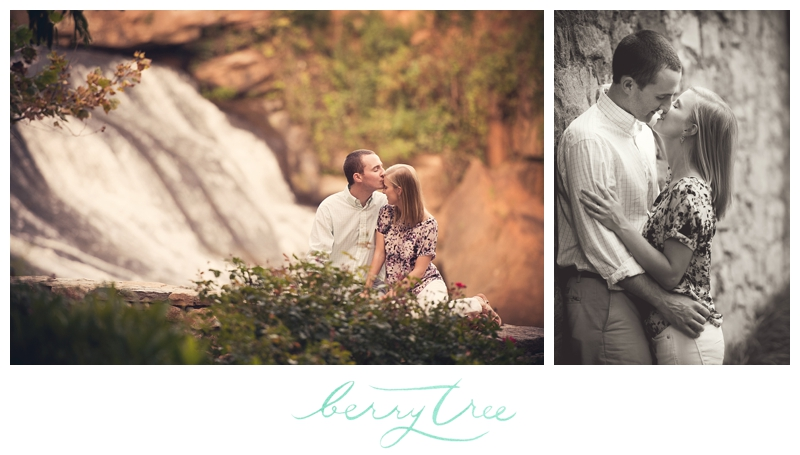 2014 09 02 0006 Downtown Greenville | Falls Park & Flour Field | Engagement Session | Greenville, SC Wedding Photographer | BerryTree Photography