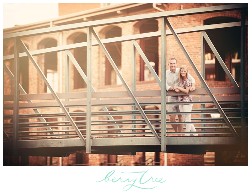 2014 09 02 0010 Downtown Greenville | Falls Park & Flour Field | Engagement Session | Greenville, SC Wedding Photographer | BerryTree Photography