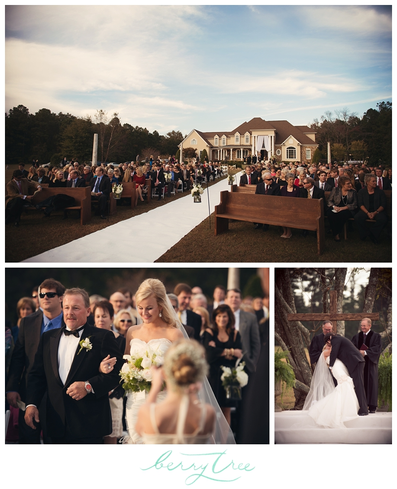 2015 01 28 0019 Macon GA Elegant Backyard Wedding | Atlanta & Greenville Wedding Photographer | BerryTree Photography