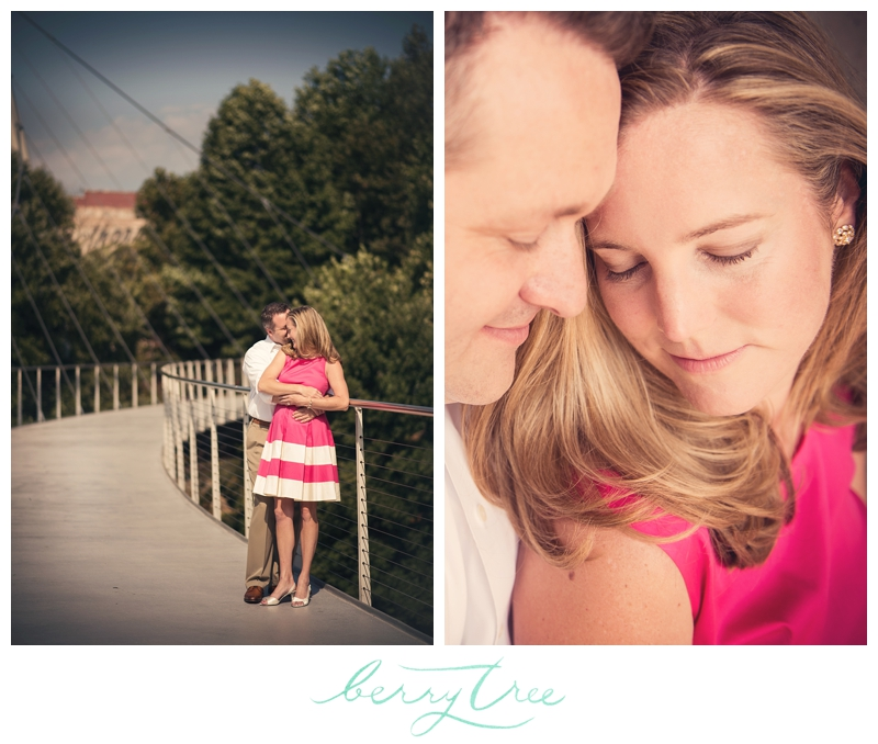 2015 01 28 0034 Falls Park Downtown Greenville, SC | Engagement Session | Wedding Photographer | BerryTree Photography