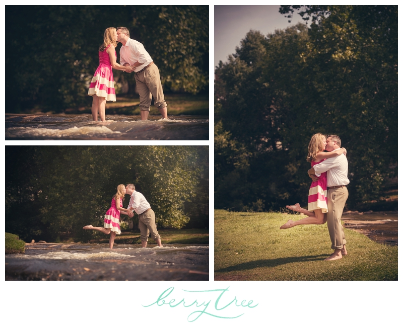 2015 01 28 0040 Falls Park Downtown Greenville, SC | Engagement Session | Wedding Photographer | BerryTree Photography