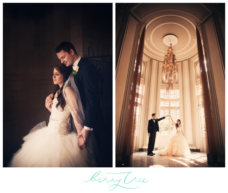 2015 01 29 0013 Christ the King & The Georgian Terrace Wedding | Atlanta GA | BerryTree Wedding Photography